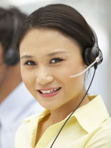 Call centre training solutions